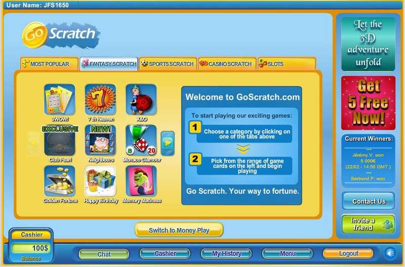 Goscratch